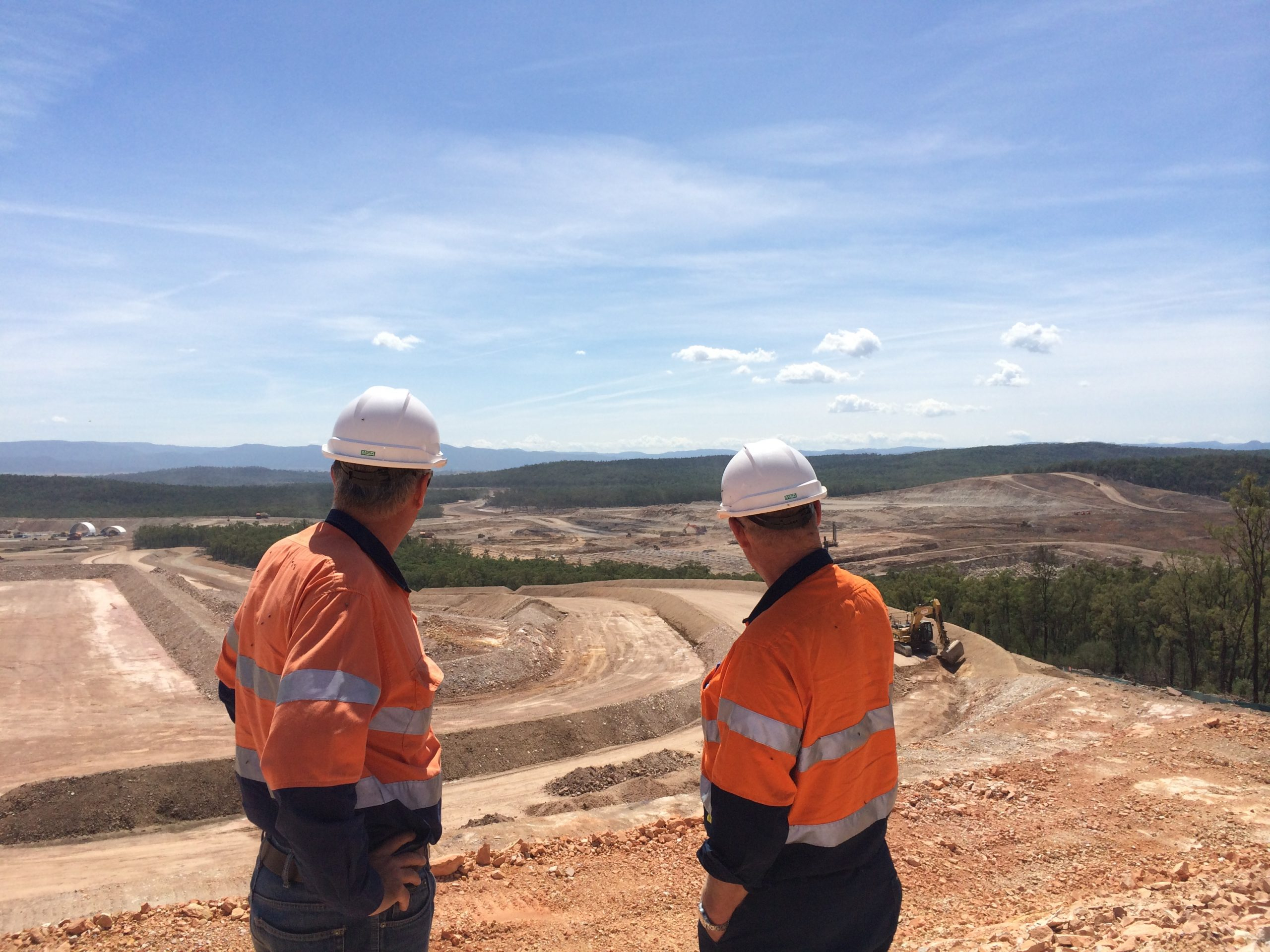 Mining Services - Maules Creek View WD & VR